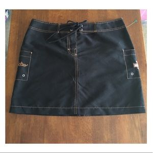 Harley Davidson mini skirt